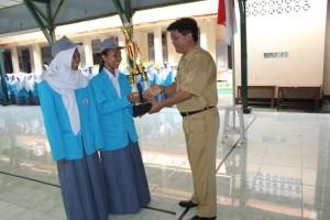 Juara taekwondo